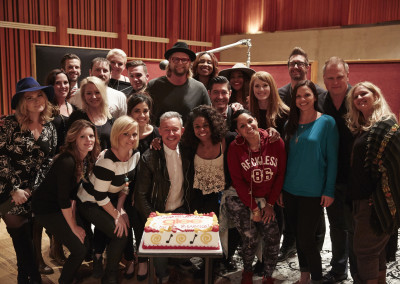 Glee Wrap Party